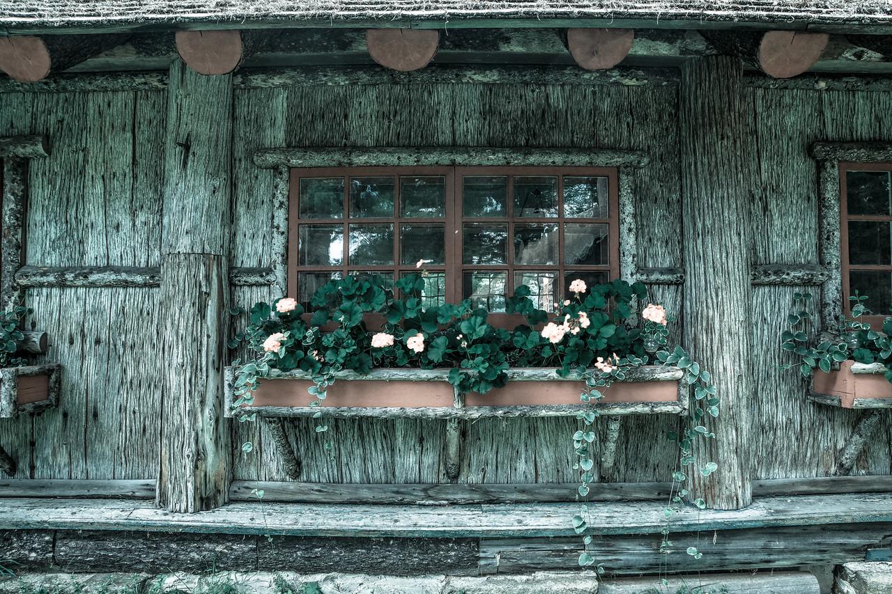Flowerboxes, Camp Uncas