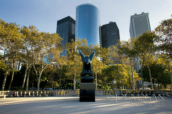 East Coast Memorial, Manhattan, New York City
