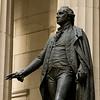 Washington Statue, Federal Hall, Manhattan, New York City