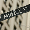 Street Sign, Wall Street, Manhattan, New York City