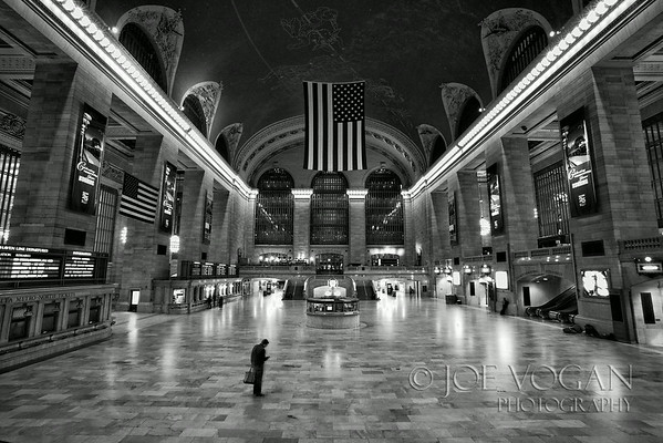 Grand Central Station Terminal, Manhattan, New York City