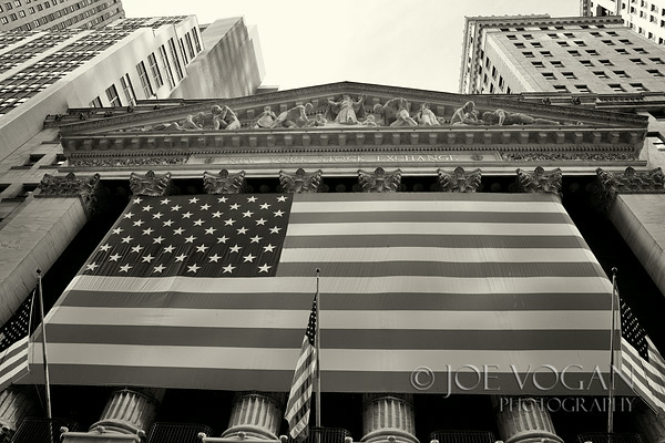 New York Stock Exchange, Wall Street, Manhattan, New York City