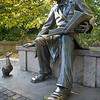 Hans Christian Andersen Statue, Central Park, Manhattan, New York City