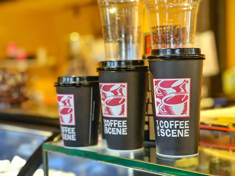 the coffee scene fayetteville