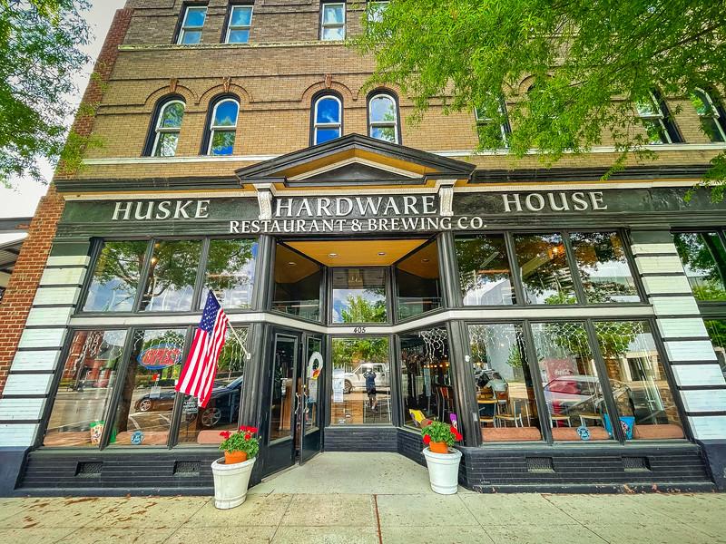 huske hardware brewery