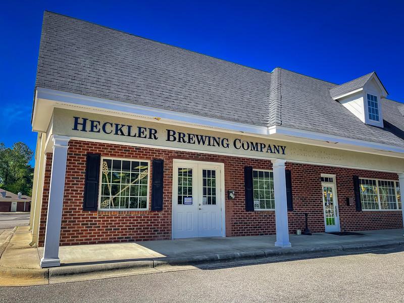 heckler brewing company