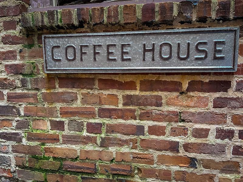 rude awakening coffee house