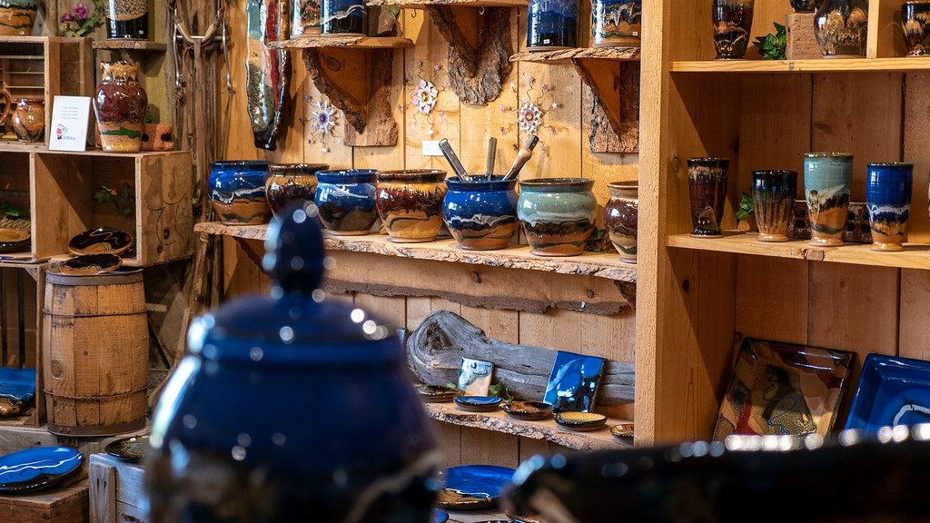Prairie Fire Pottery in Beach, North Dakota - What to see in North Dakota