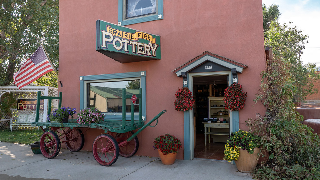 Prairie Fire Pottery - Things to do in North Dakota