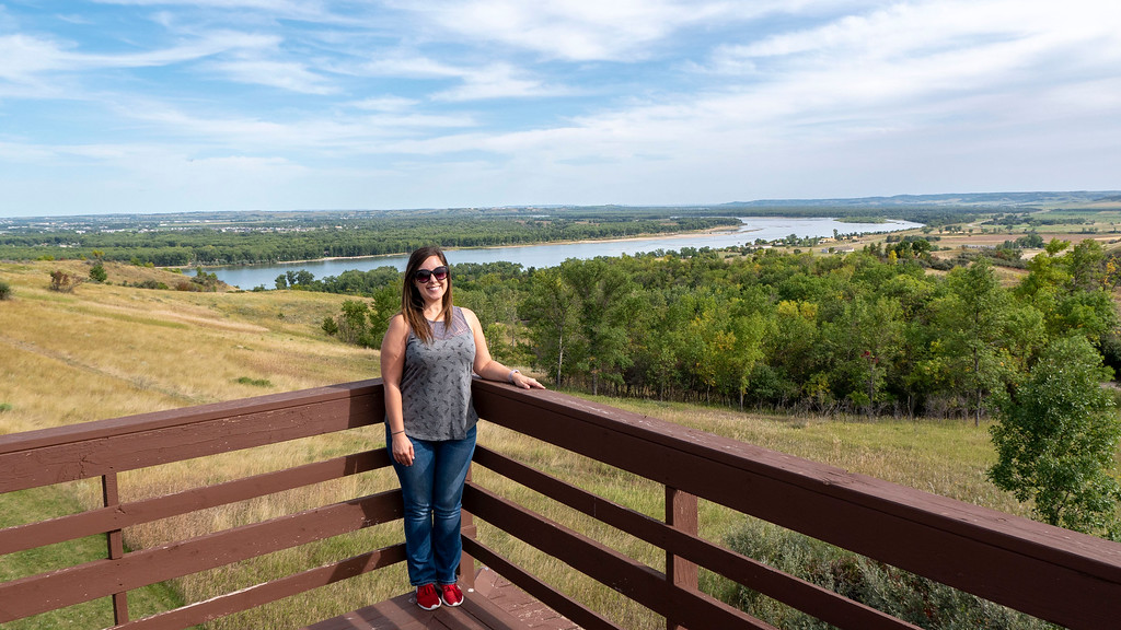 Fort Abraham Lincoln State Park - North Dakota Road Trip - Bismarck ND