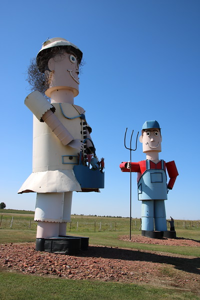 Enchanted Highway - North Dakota