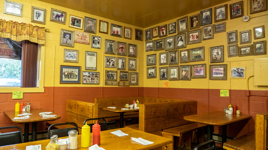 Cowboy Cafe in Medora - Restaurants in Medora - Where to eat in Medora -  North Dakota road trip