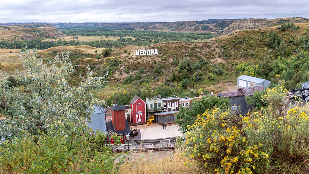 Medora Musical - Spirit of the old west - North Dakota attractions - North Dakota road trip