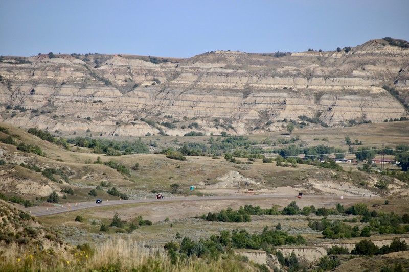Theodore Roosevelt National Park - North Unit