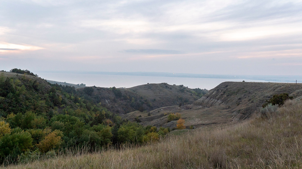 Birnt Hills Trail - Little Missouri National Grasslands - North Dakota Road Trip