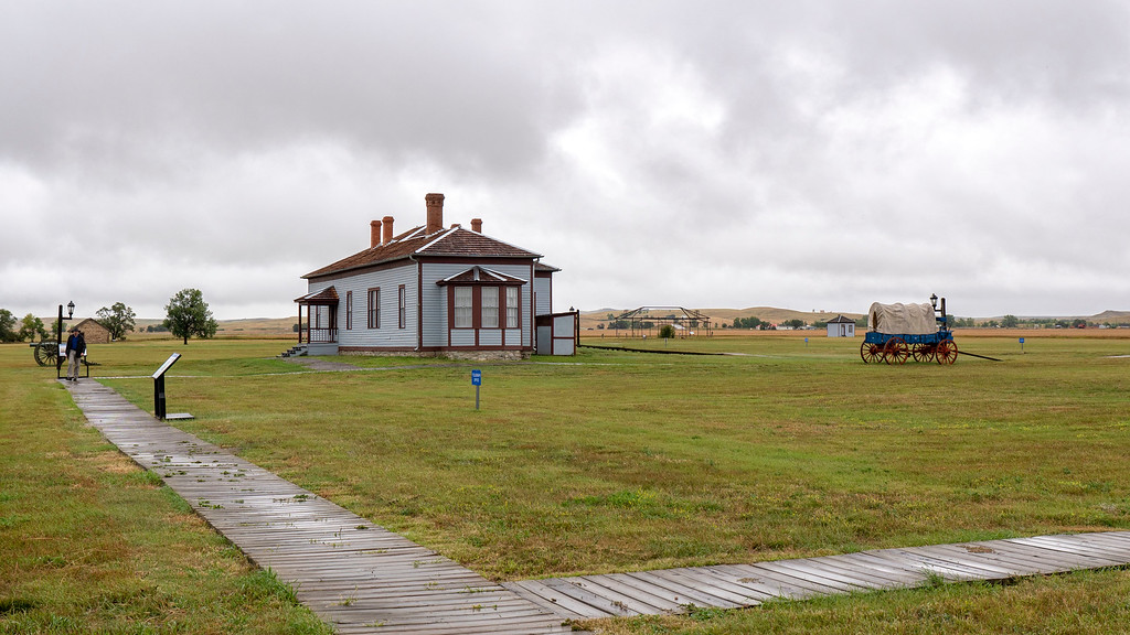 Fort Buford - Historical Site - What to do in North Dakota