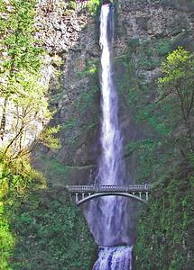 11 - Multnomah Falls