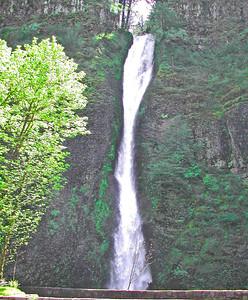 12 - Horsetail Falls