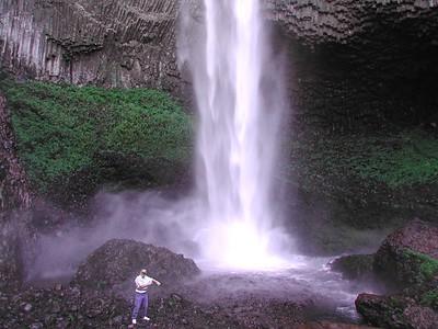 10 - Latourell Falls