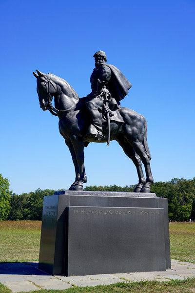 """Stonewall"" Jackson memorial"