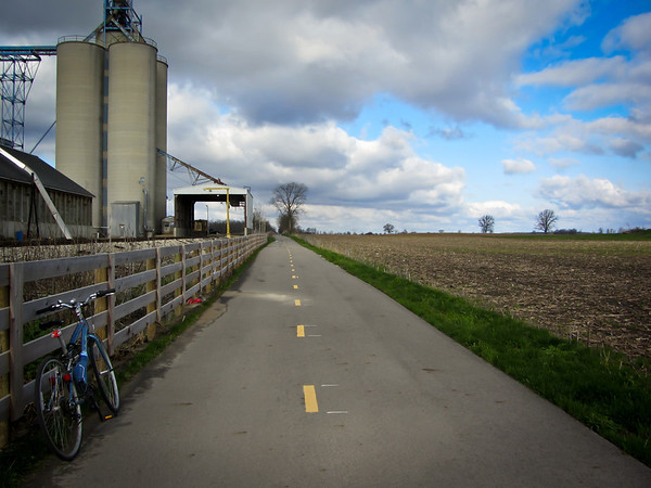 Biking Ohio