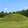 panorama of the mounds