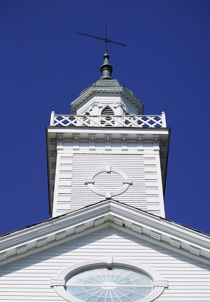 Kirtland Temple Spire