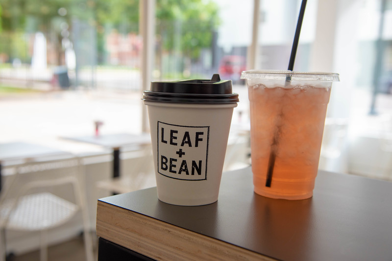 leaf + bean oklahoma city