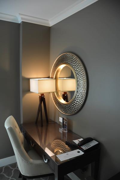 ambassador hotel room