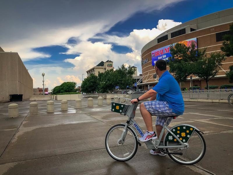 oklahoma city by bike spokies