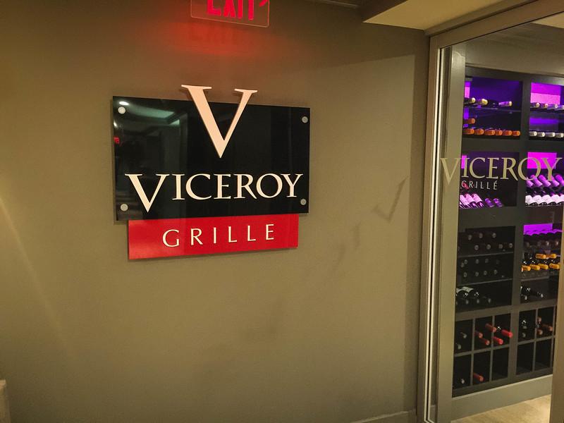 viceroy grille ambassador hotel