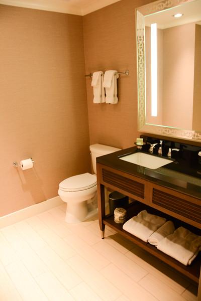 ambassador hotel bathrooms