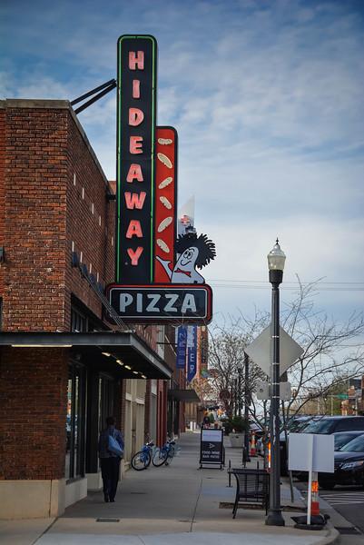 hideaway pizza okc
