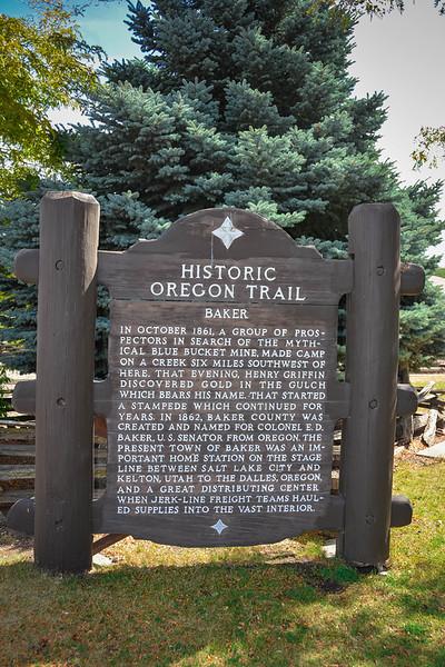 historic oregon trail