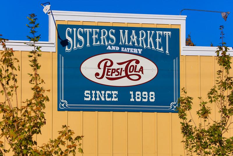 Sister's Oregon