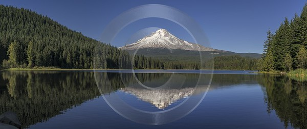 Government Camp Mount Hood National Forest Oregon Snow Hi Resolution Fine Art Photography Prints - 022409 - 05-10-2017 - 18446x7746 Pixel