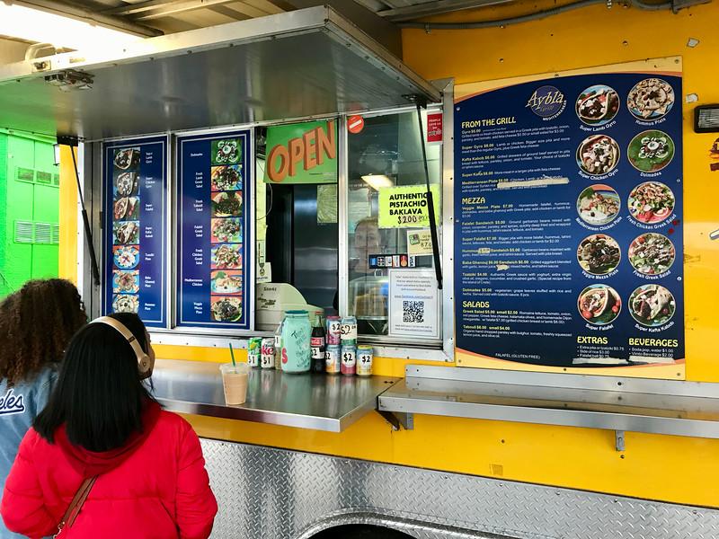 Aybla Grill Food Cart - Portland Food Cart Tour