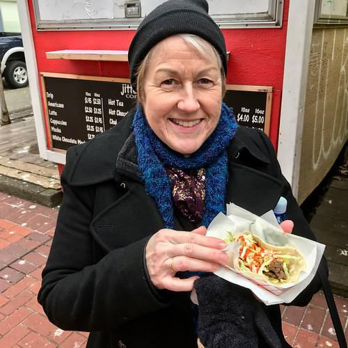 Best Portland Food Trucks and Carts – Street Food Walking Tour – Portland, Oregon