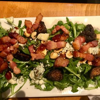 salad Deschutes Brewery