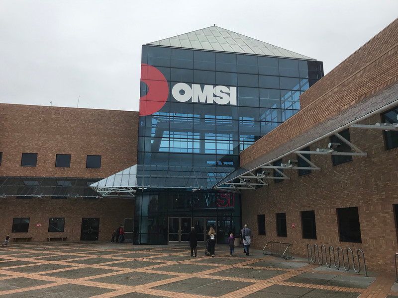 OMSI - Portland