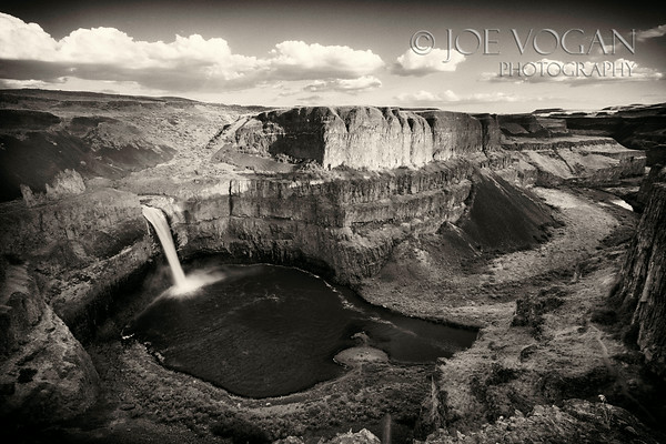 Palouse Falls, Franklin County, Washington