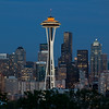 Seattle Skyline from Kerry Park, Seattle, Washington