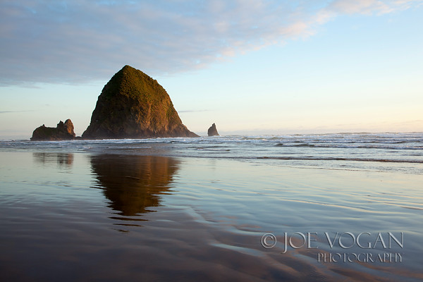 Cannon Beach Seastacks, Oregon