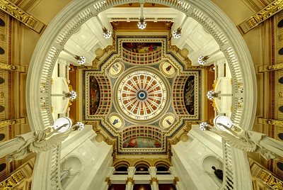 Add Life to the Kit – Get a New Lens – PA Capitol Rotunda