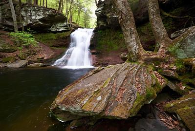 A Waterfall Adventure