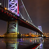 Ben Franklin Bridge, Philadelphia, PA
