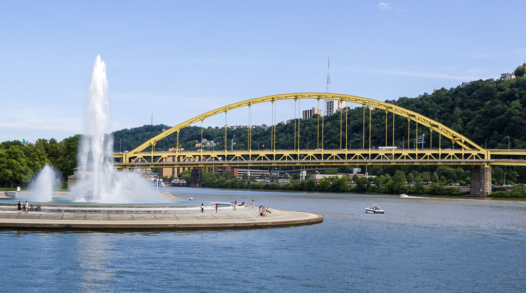 Best Places to Live in the US: Pittsburgh Pennsylvania