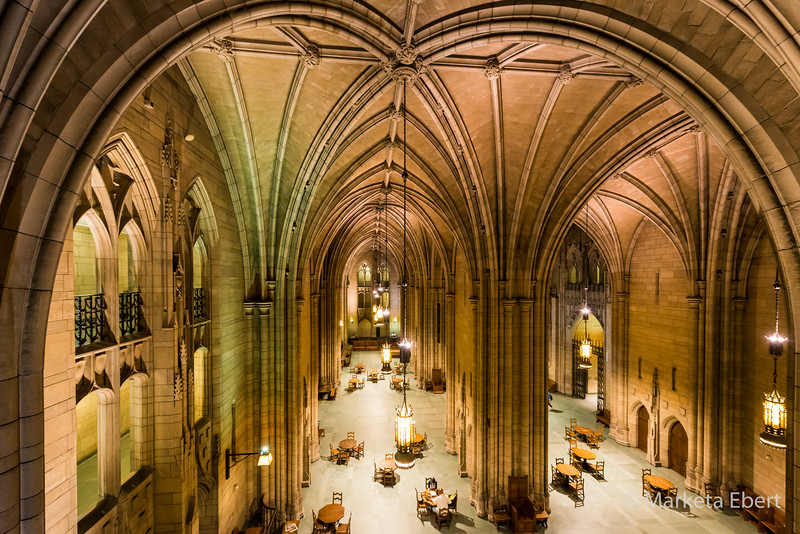 Cathedral of Learning interior