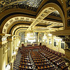 Finding Curves at the Pennsylvania Capitol House Chamber