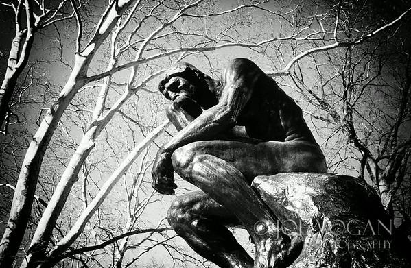 Rodin Museum, Philadelphia, Pennsylvania